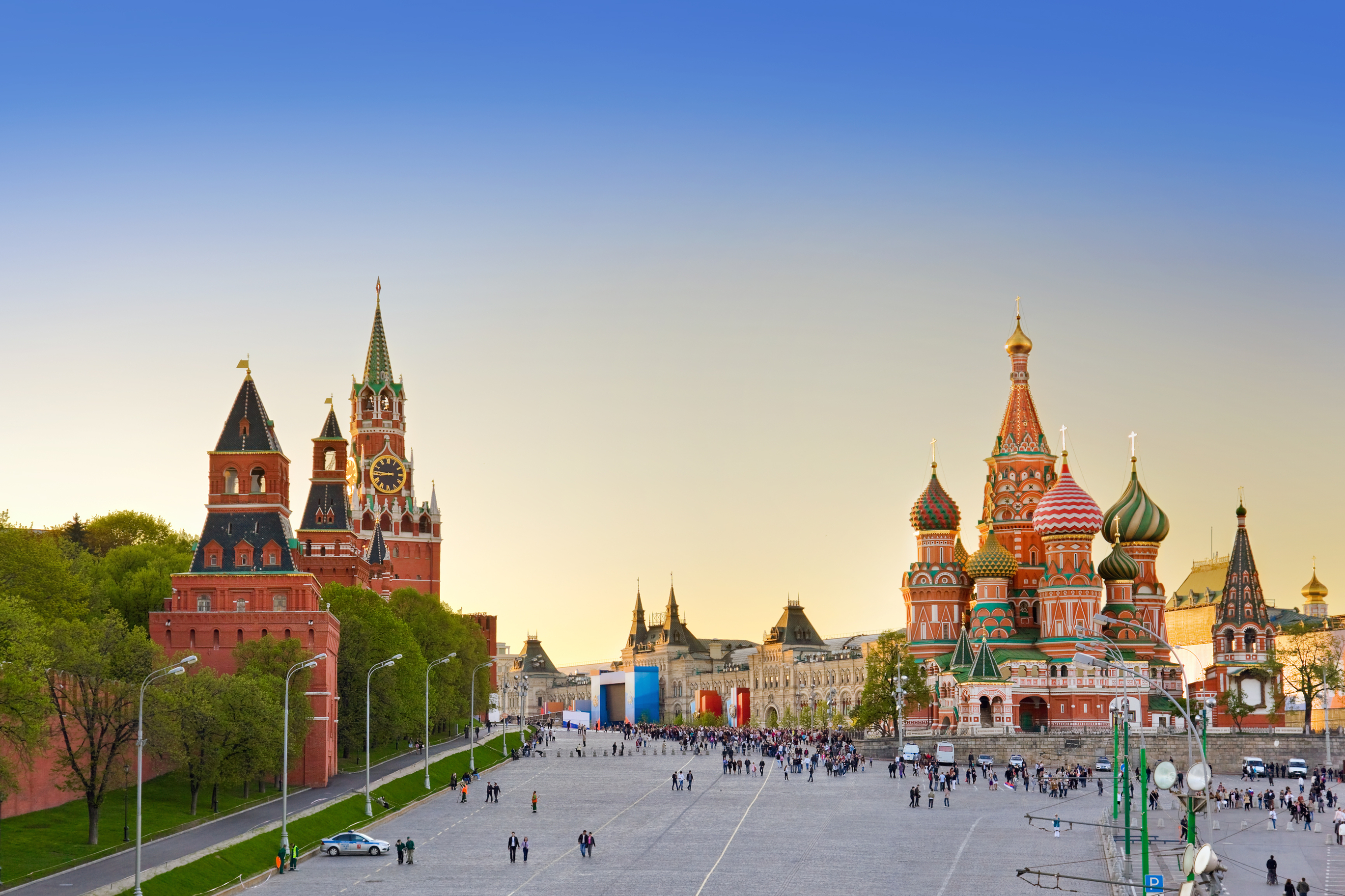 Dreamstime © - Moscou - Place rouge (5)
