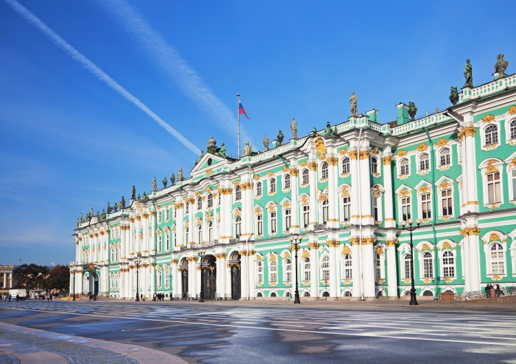 Dreamstime © - Saint-Pétersbourg - Ermitage (9)
