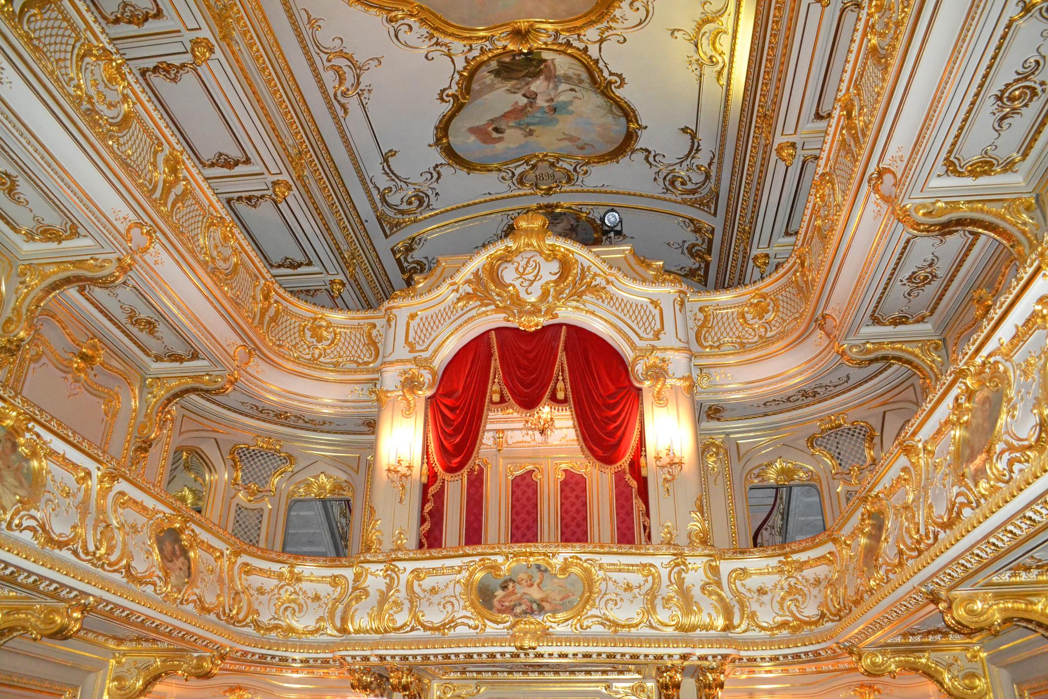 Dreamstime © - Saint-Pétersbourg - Palais Youssoupov (4)